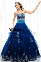 New style Lovely Royal Blue Quinceanera Dresses Ball Gown