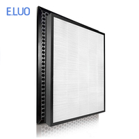 H13 Replacement FY2422 FY2420 HEPA and Activated Carbon Filter AC2889 AC2887 AC2882 Air Purifier to filter PM2.5