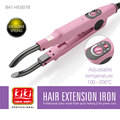 KIKI beauty world electric hair extension iron