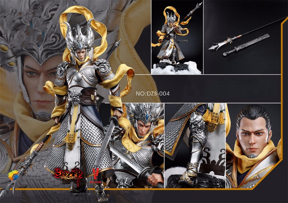 1/6 Scale Collectable VERYCOOL DZS-004 Asura Series Exiled God action figure Collectible Model Toys 1