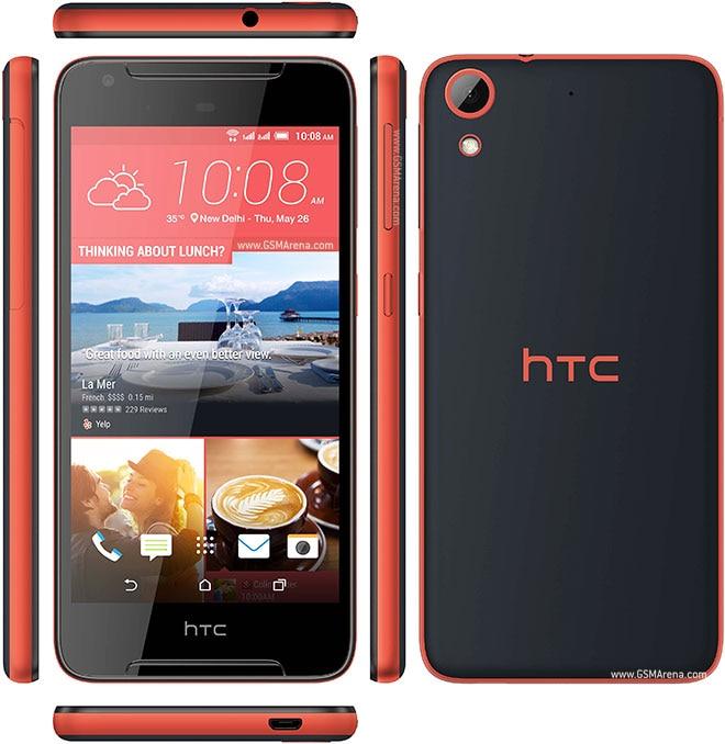 100% Original HTC Desire 628 dual 3GB RAM 32GB ROM LTE Telefon Octa Core Dual Sim Android OS dual SIM 13MP 5,0 renoviert telefon - 2