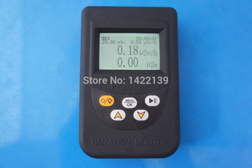 Détecteur de rayonnement nucléaire personnel, moniteur, dosimètre FS2011 +