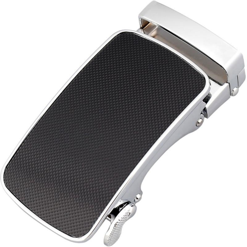 Fashion Men's Business Alloy Automatic Buckle Unique Men Plaque Belt Buckles 3.5cm Ratchet Men Apparel Accessories LY155-44370