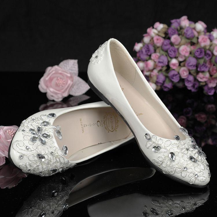 Online Get Cheap Silver Wedding Flats -Aliexpress.com | Alibaba Group