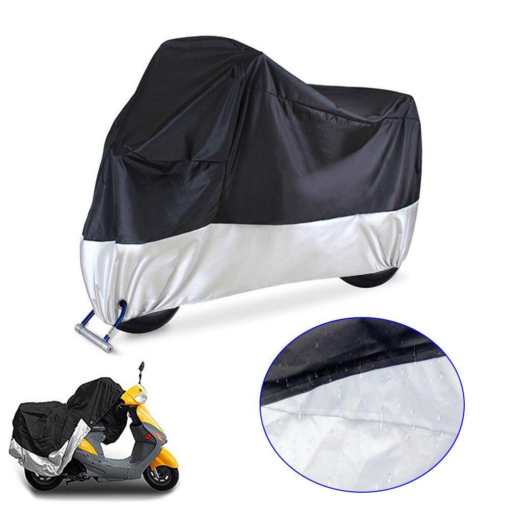 FUNDA MOTO Motorcycle Cover Waterproof Outdoor UV Protector Bike Rain Dustproof