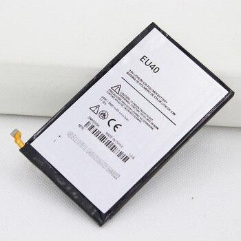 10pcs/lot ISUNOO 3500mAh Phone replacement Battery EU40 for Motorola internal Rechargeable Batteries