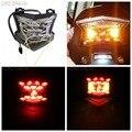 Задний фонарь для мотоцикла  светодиодный стоп-сигнал для мотоцикла  задний светильник для Кавасаки Z900 Z650 ABS 2017-2018 Ninja 650 ABS