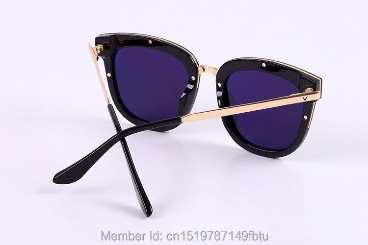 Frames Bigbang Logo Eine Männer Box Vintage Oculo Absente Fahren Und Polarisierte Red black silver Korea Sonnenbrille Frauen V Original brown Mit Frames Sanfte UqwnOx4qd