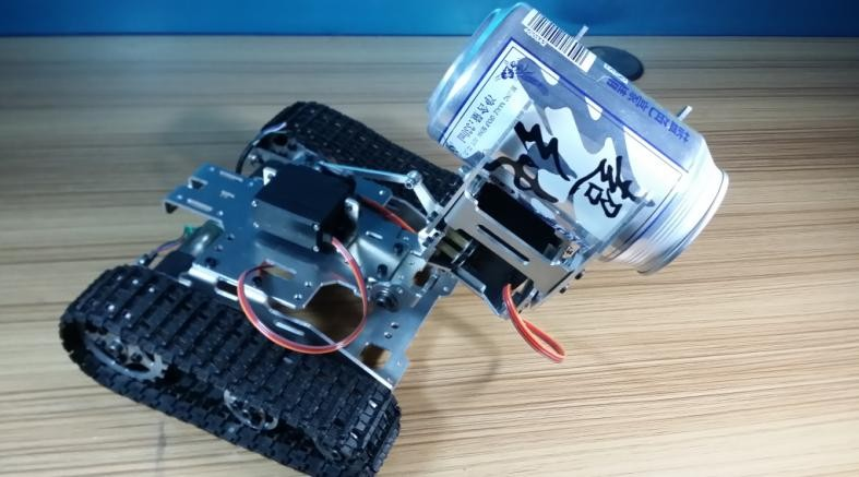 Tank chassis (2)
