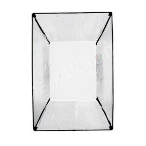 """Image 4 - Godox difusor de Soft Box reflectiva para fotografía con Flash estroboscópico para estudio, 24 """"x 35"""", 60cm x 90cm, para Bowens Mount DE300 DE400 SK300"""