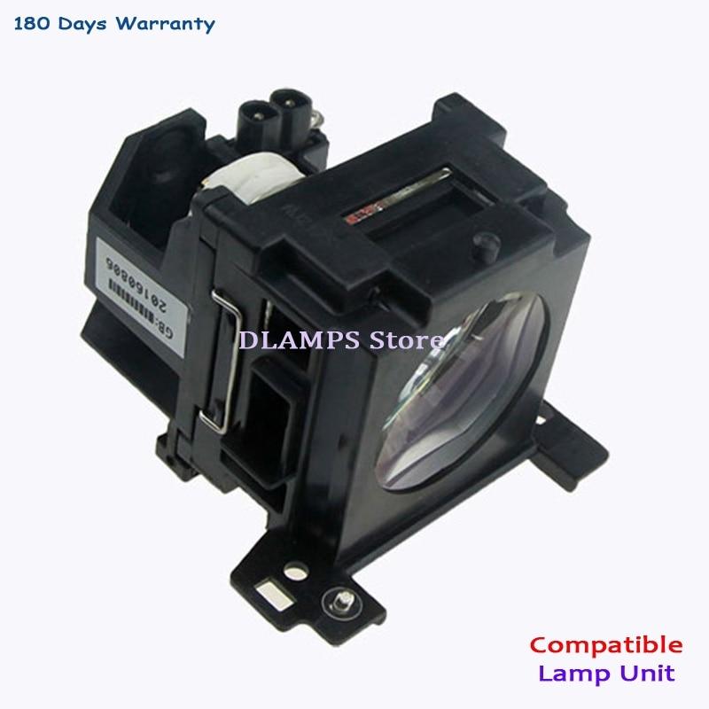 Cserélő projektor lámpák DT00751 HITACHI HCP-500X PJ-658 - Otthoni audió és videó
