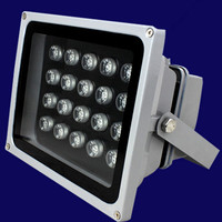 Free Ship Waterproof LED Flood Light 20x1W Warm White / Cool White /RGB Remote Control Outdoor Lighting,Led Floodlight AC85 265V