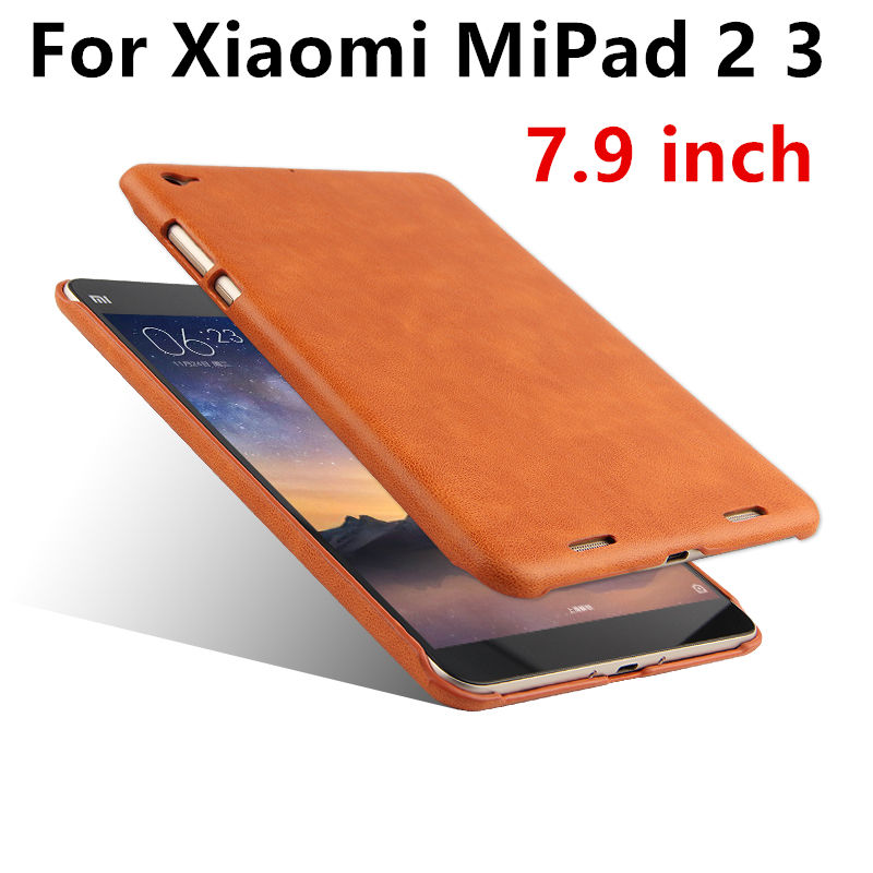 Case For Xiaomi MiPad2 Mipad 2 3 Protective Shell Smart Cover for Xiaomi Tablet PC 2 3 Case mipad3 Mi Pad 2 3 PU Protector 7.9 tablet pc protective case for xiaomi mi pad