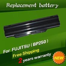 Jigu laptop batterie bp250 fpcbp250 fpcbp250ap für fujitsu lifebook a530 a531 ah530 ah531 lh52/c lh520 lh530 cp477891 ph521