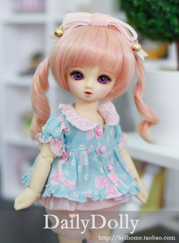 NEW !!  1/3 BJD wig fringe long pink curly hair  doll  DIY High-Temperature Wire for 1/6 YOSD  BJD SD dollfie 7 8 7 8inch 18 19cm bjd doll wig pink 3 long fabric fur wig for 1 4 sd doll dollfie antiskid