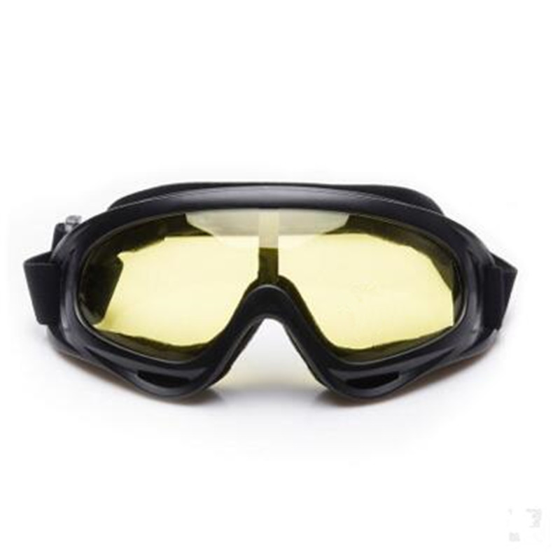 Tactical Military Paintball Eye Equipment Eyewear Outdoor Desert Riding Sandproof Sunglasses Goggles Protection UV400 Glasses