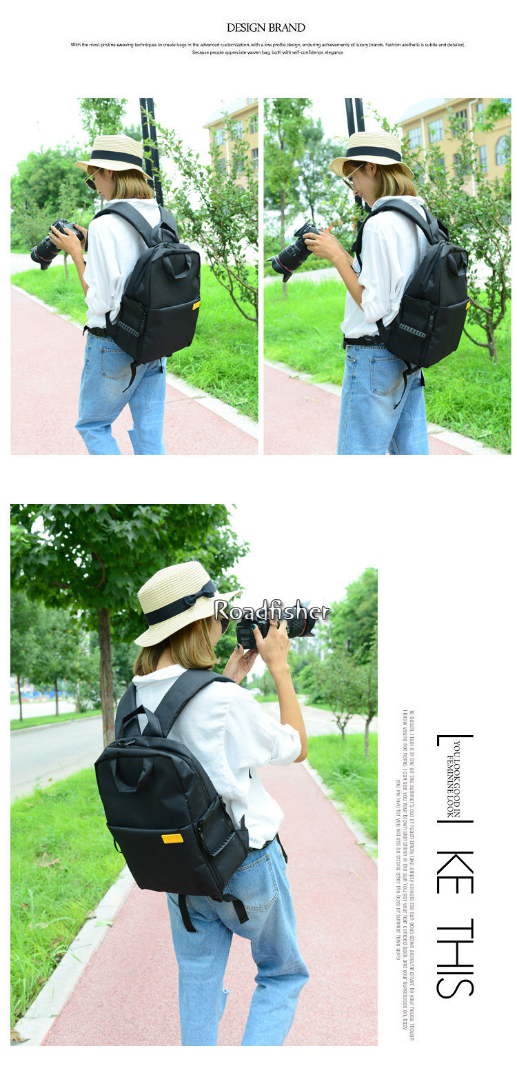 Casual Camera Backpack Bag Ysq0420 5 1