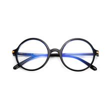 2019 Fashion Women Glasses Frame Men Eyeglasses Vintage Round Clear Lens Optical Spectacle