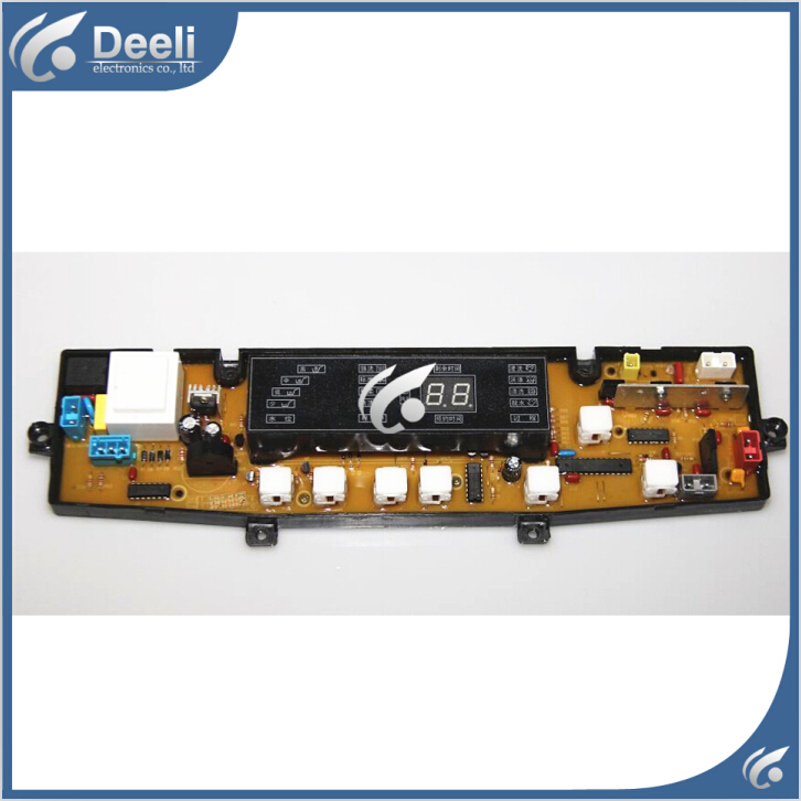 Free shipping 100% tested for washing machine board control board xqb60-756cs Computer board on sale free shipping 100%tested for jide washing machine board control board xqb55 2229 11210290 motherboard on sale