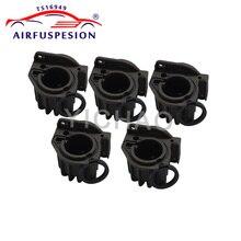 5 stücke Luftfederung Pumpe Zylinder Kopf Kolben Ring für E39 E53 X5 E66 E65 37226787616 37226778773 37221092349 1998 2008