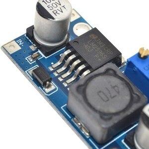 Image 5 - Di Inseguimento libero lm2596 LM2596S DC DC 3 40V regolabile step down il modulo di alimentazione regolatore di Tensione 3A 50 pz/lotto