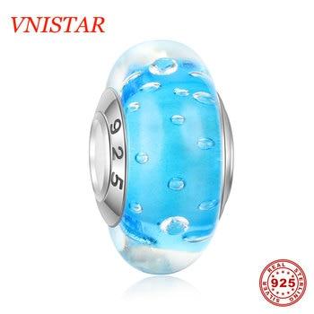 01f88ab00731 Comercio al por mayor Real S925 Core burbujas y piedras de cristal murano  cristal de Murano