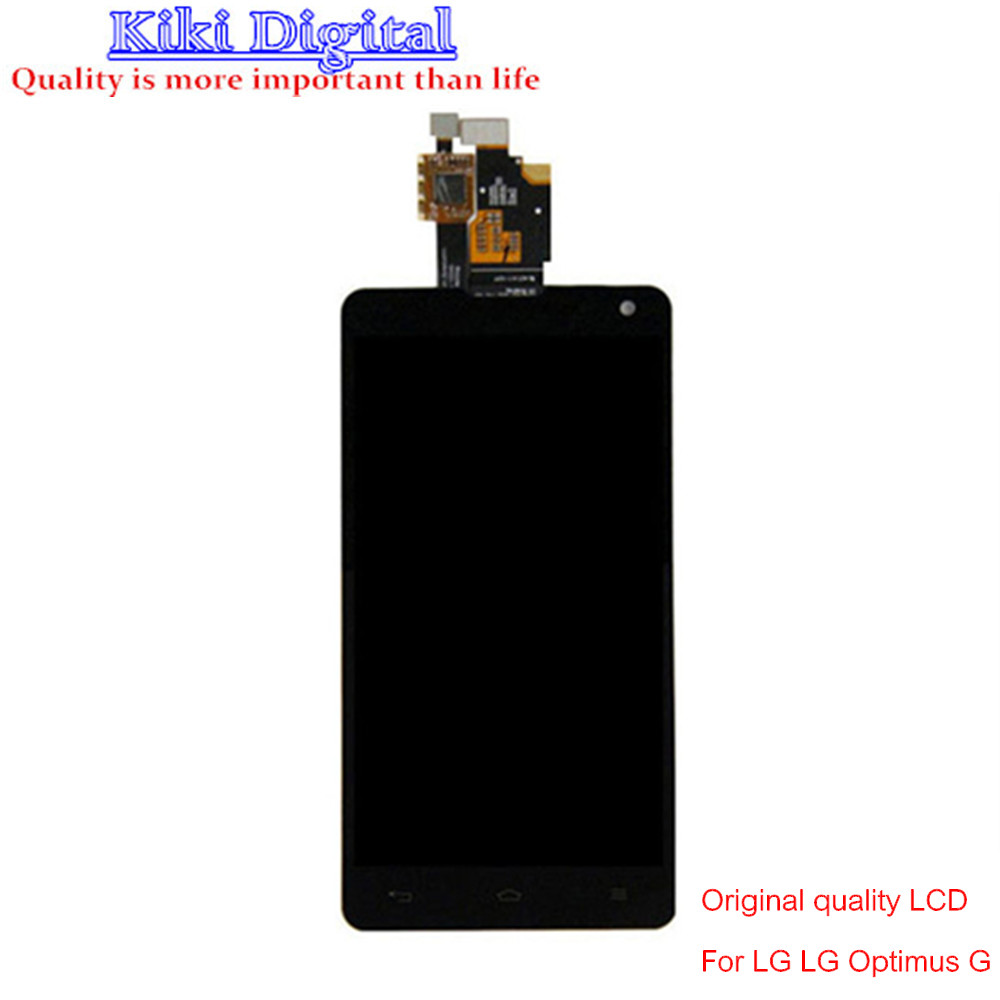 WOJOQ Original quality LCD Display Touch screen Digitizer For LG Optimus G LS970 E975 E973 E977 F180K F180S F180L