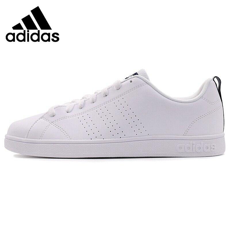 Nouveauté originale 2018 Adidas NEO Label avantage CLEAN VS unisexe chaussures de skate baskets