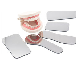 Glass Reflector Teeth Whitening Dental Calculus Tooth Decay Checking Photo Mirror Intraoral Mouth Mirror