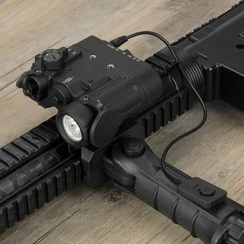 TRIJICON DBAL-D2 Dual Beam Aiming Laser Green with IR LED Illuminator Class 1 gz15-0074 недорого