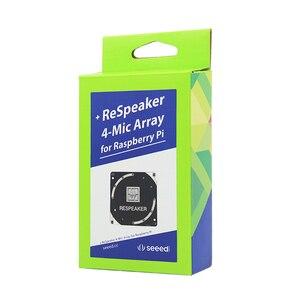 Image 5 - ReSpeaker 4 Mic Mảng cho Raspberry Pi, là một quad microphone board mở rộng