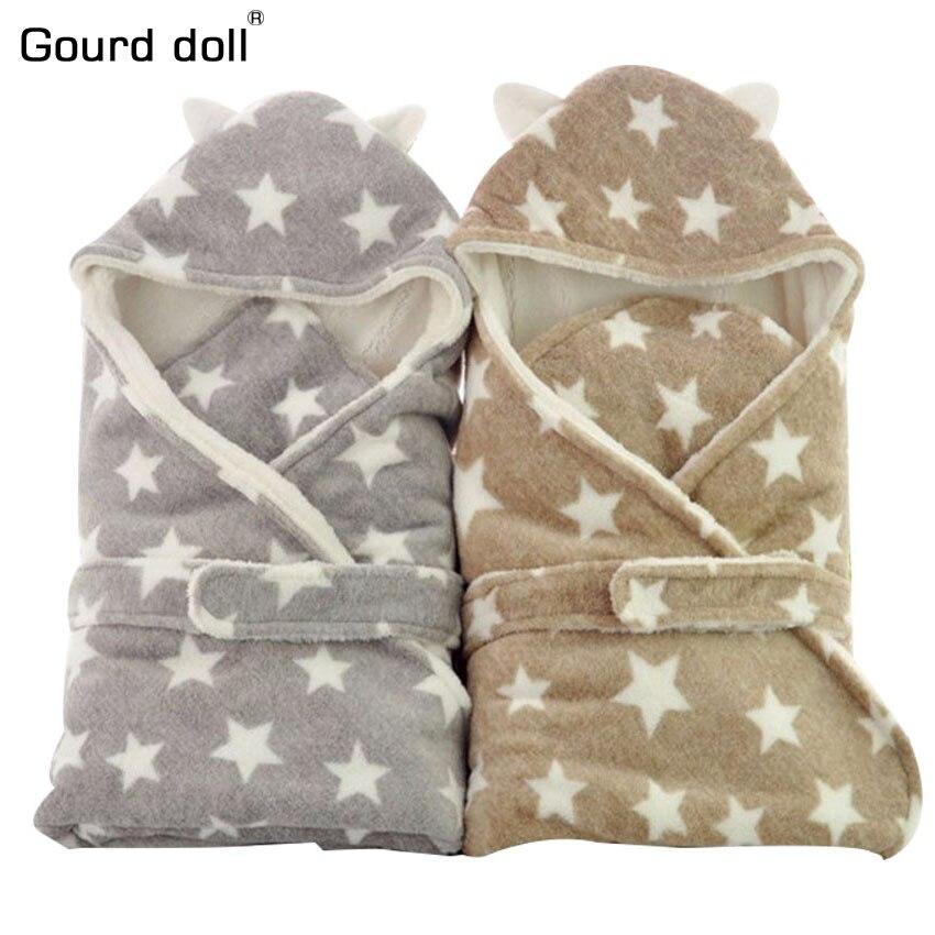 2016 Детские Зимние негабаритных спальный мешок как конверт для новорожденных Cocoon Wrap Sleepsack, спальный мешок как одеяло и пеленание