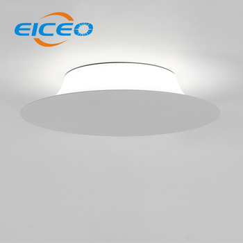 (EICEO) Contracted Absorb Dome Light Modern Study Individuality Creative Round Little Sitting Room Lamps LED Ceiling Lamp lights