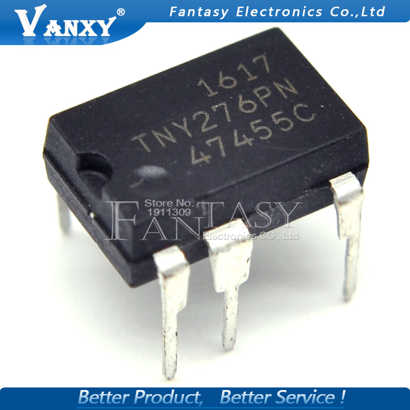Image 2 - 10pcs TNY276PN DIP7 TNY276 DIP TNY276P DIP 7 new and original-in Integrated Circuits from Electronic Components & Supplies
