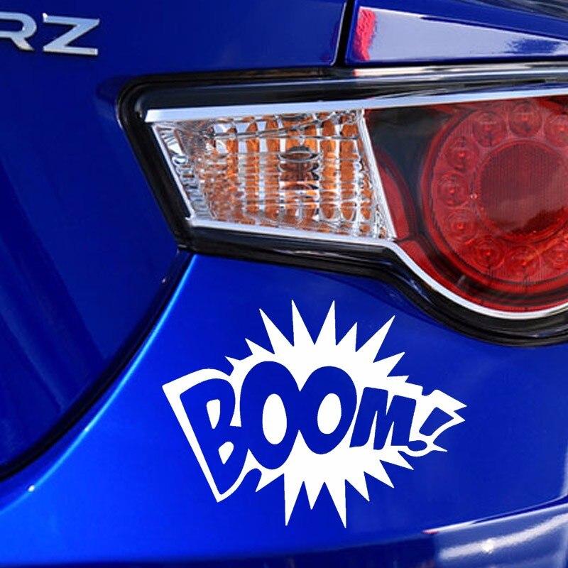 Стрелы графический роман анимации взрыв Смешные Приключения автомобиля Стикеры для грузовик окно бампер внедорожник Мотоцикл винил автом...