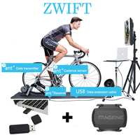 Ant+ Usb Sticker for Zwift Tacx Wahoo Garmin Bkool Bicycle Trainer One Lap Data ANT USB Sticker Bicycle Computer Ant+Bluetooth