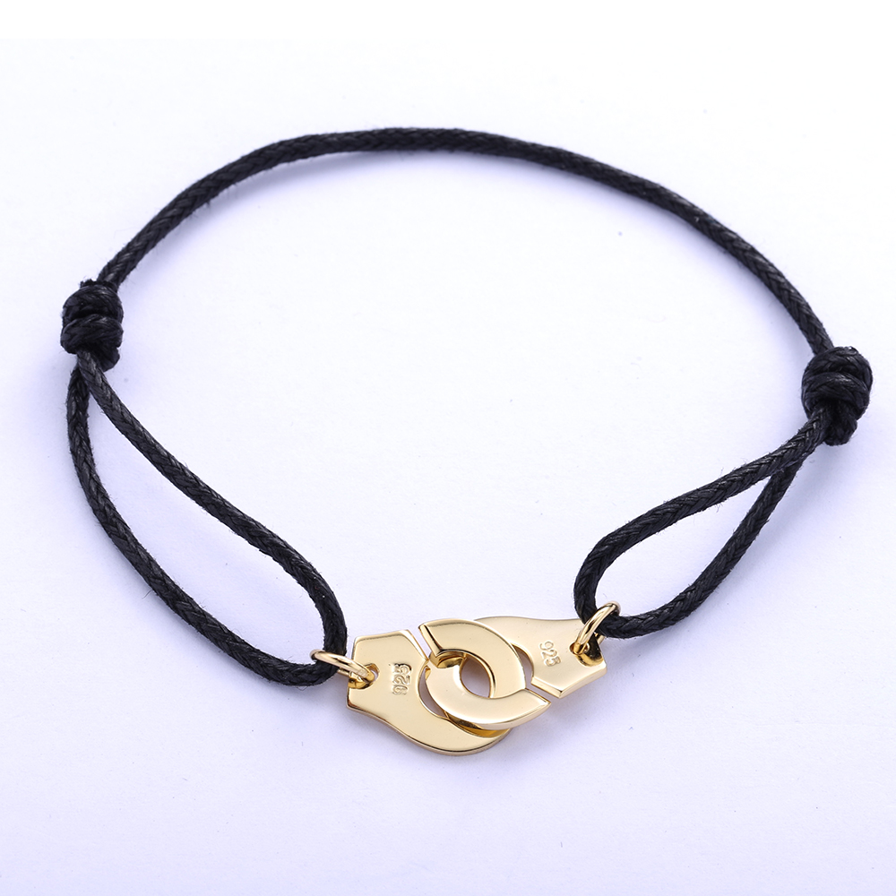 Moonmory ασημένιο βραχιόλι χειροκρότημα - Κοσμήματα μόδας - Φωτογραφία 2
