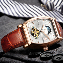 TEVISE Automatic Self-Winding Watch Men