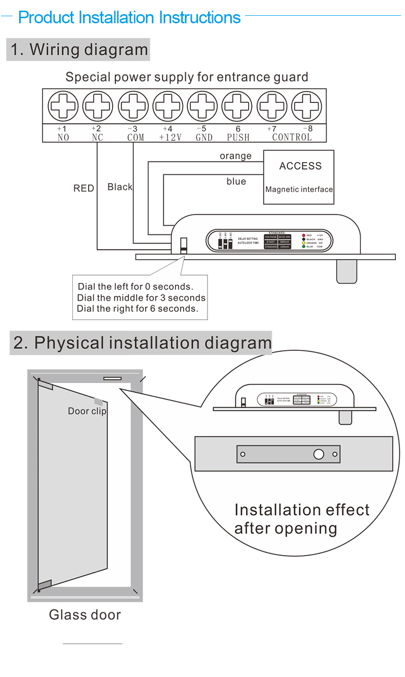 Electric Mortise Lock Drop Bolt Door Electronic Autoloc Wiring Diagrams 01 02 03 04 05 06 Certificates