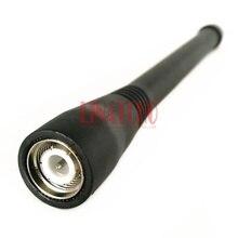10 pcs vendas vhf 136 174 mhz walkie talkie two way radio antena tnc antena, TK 278 Todas As rádio com antena TNC