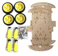 4WD Robot Car Kits