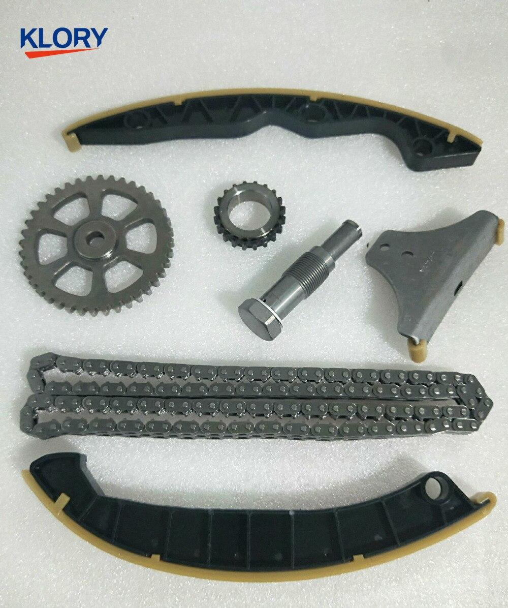 RW350 комплекты цепей синхронизации (7 Количество пакетов) для ROEWE350/MORRiS GARAGE 1.5L; для MG 3 1.5L