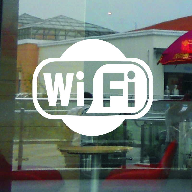 Online Buy Wholesale Business Stickers From China Business - Window stickers for business