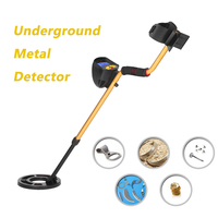 High Sensitivity Metal Detector Underground Metal Detector Gold Digger Treasure Hunter Metal Finder Treasures Seeking Tool
