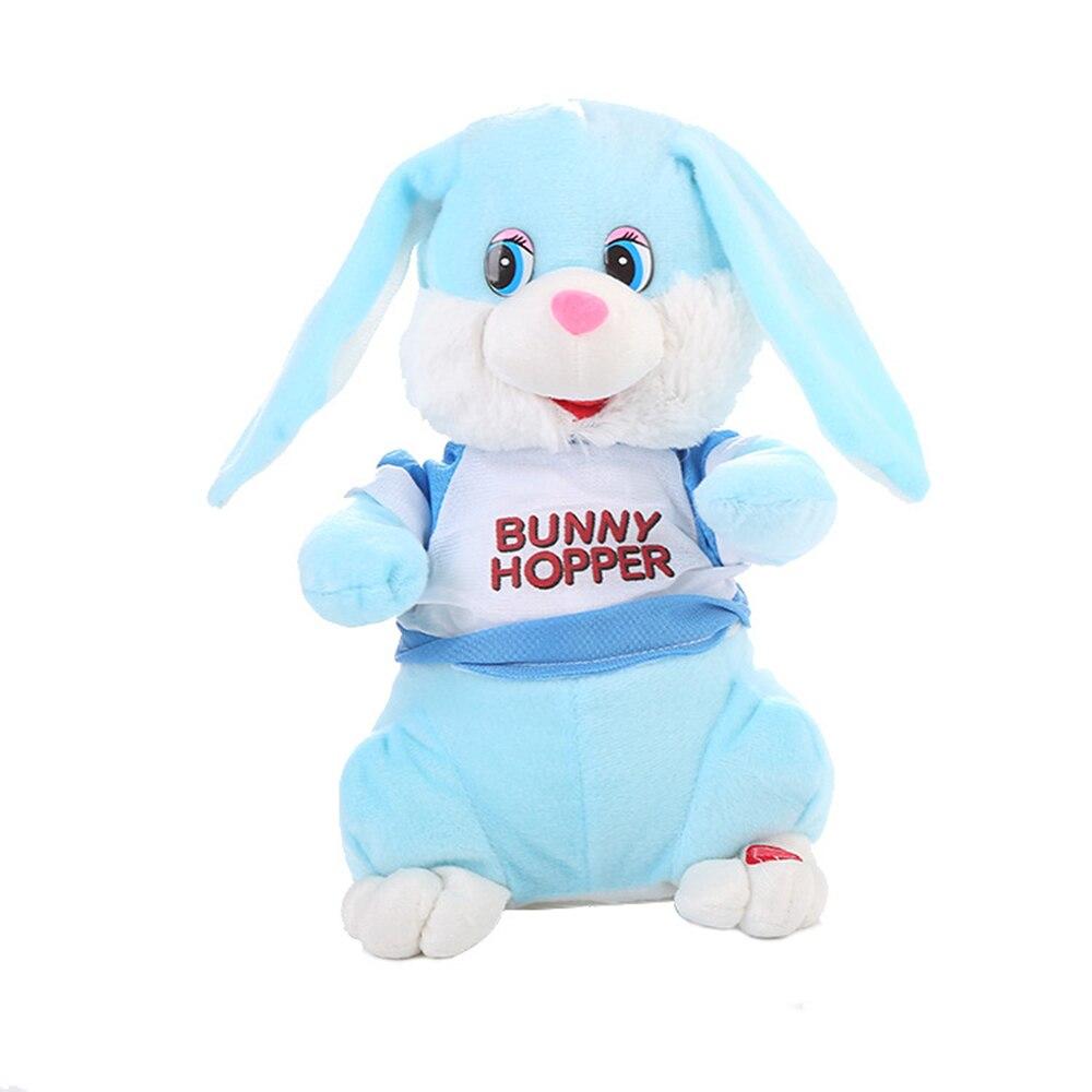 Веселая электрическая игрушечная кукла развлекательный танцующий Кролик для вечерние Прямая