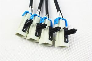 Image 3 - 4pcs Oxygen O2 Sensor Up&Downstream For 03 04 05 Chevrolet Silverado 1500 5.3L