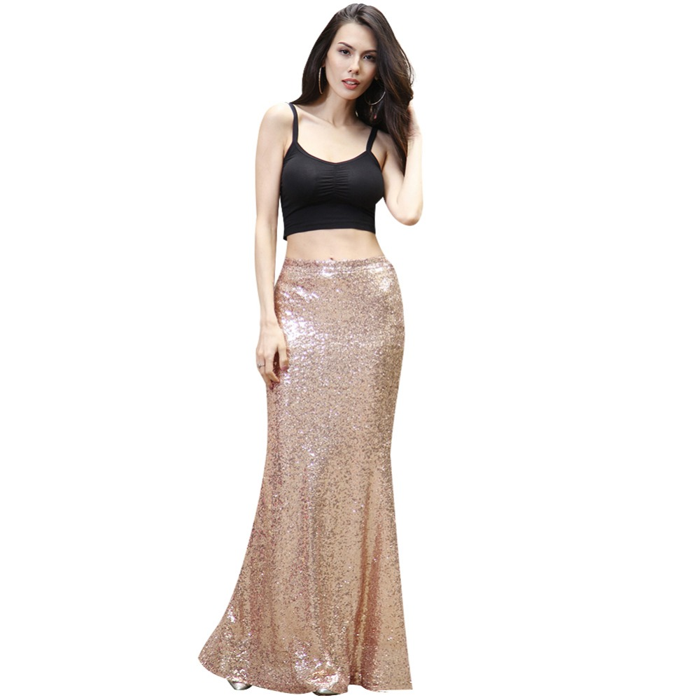 66cceb67bd1 Online Get Cheap Plus Size Sequin Mermaid Skirt -Aliexpress.com .