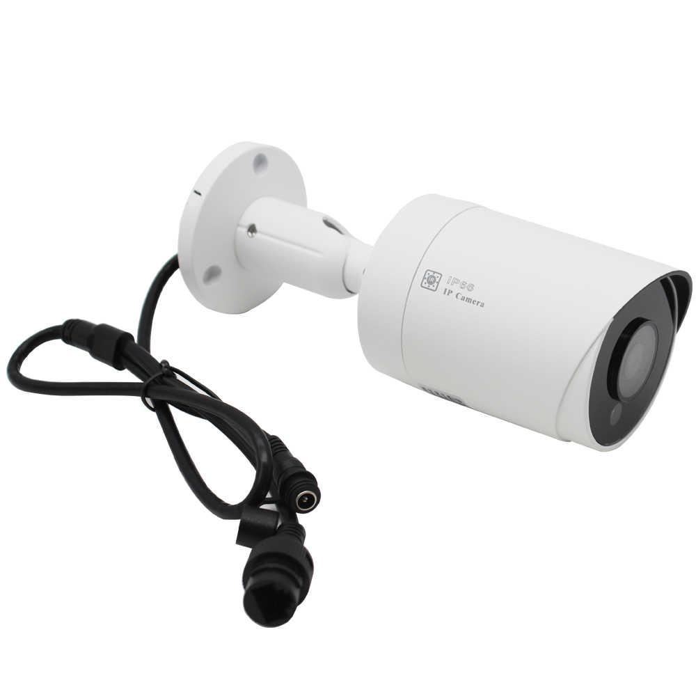 5MP HD رصاصة كاميرا IP في الهواء الطلق/داخلي مقاوم للماء الأشعة تحت الحمراء 30m للرؤية الليلية الأمن كاميرات المراقبة بالفيديو