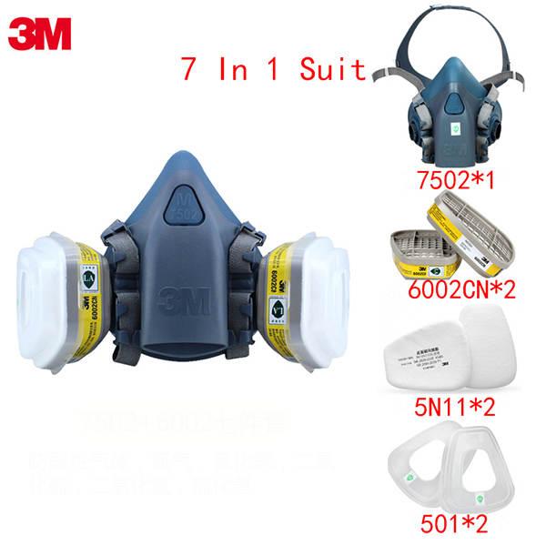 3m maske 6002c