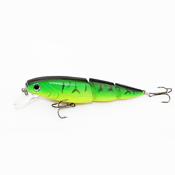 Amazing 1PCS Jointed Fishing lure 10.5CM/15G Fishing Lures cb5feb1b7314637725a2e7: 001 002 003 004 005 006 007 008 009 010 011 012 013